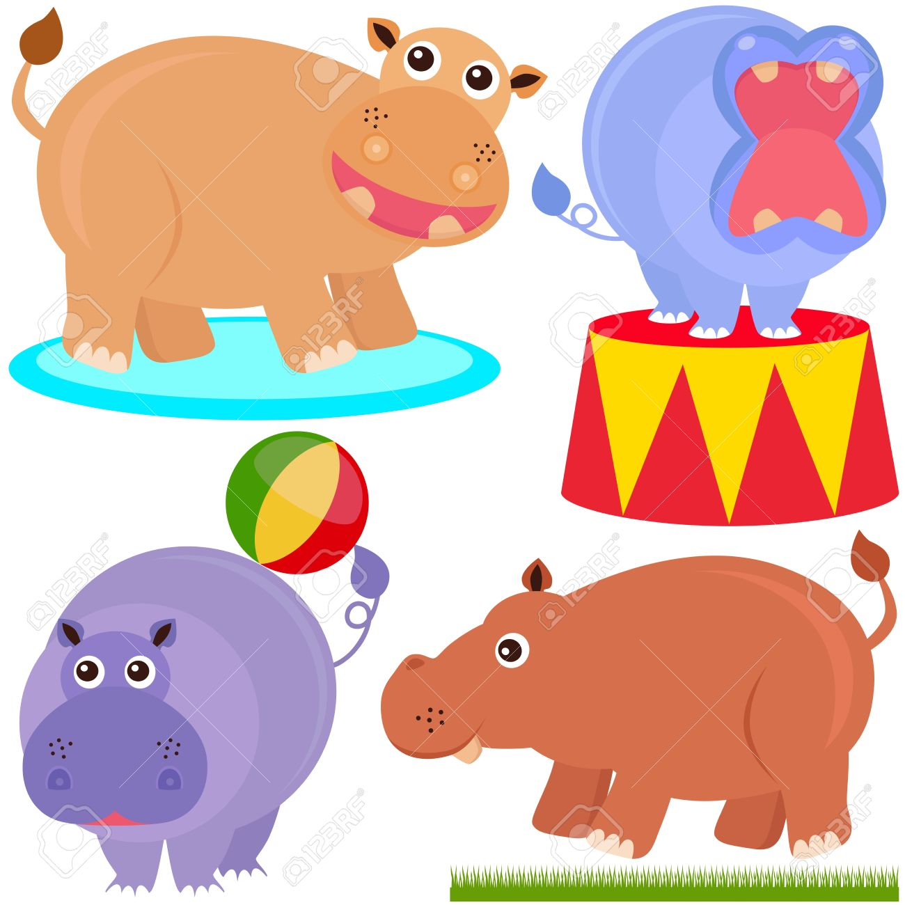 hight resolution of 1300x1300 hippo clipart circus free collection download and share hippo