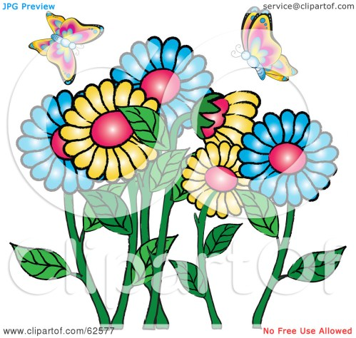 small resolution of 1080x1024 butterfly clipart spring flower