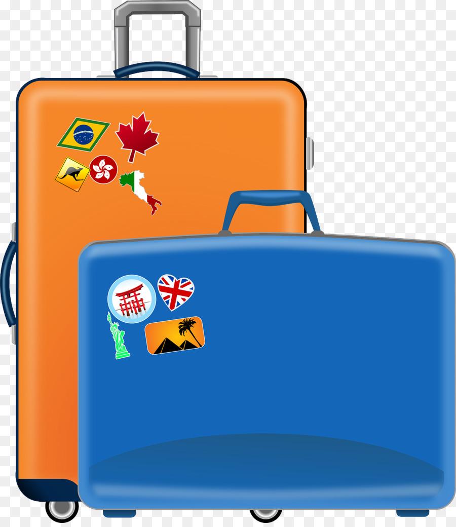 medium resolution of 900x1040 suitcase baggage travel clip art