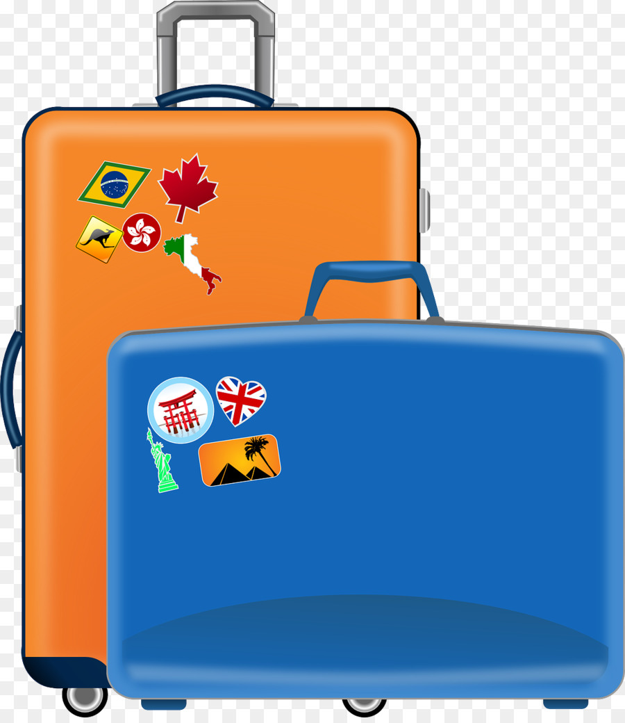 hight resolution of 900x1040 suitcase baggage travel clip art