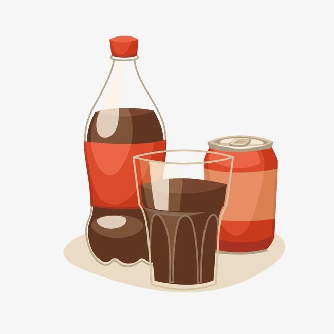 coca cola bottle clipart