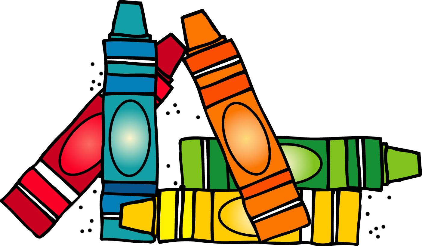 Crayon Box Clipart At Getdrawings