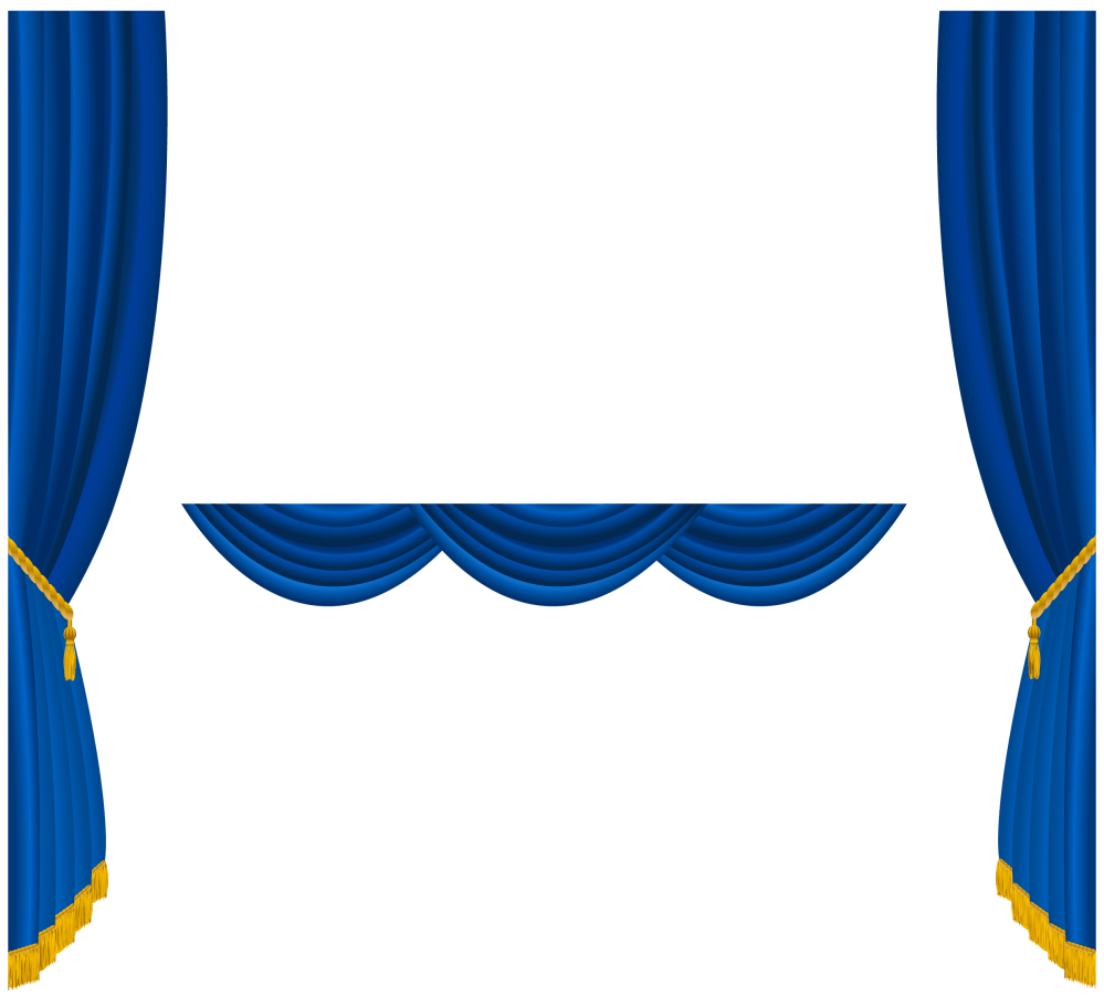medium resolution of 2468x2231 transparent blue curtains decoration png clipartu200b gallery