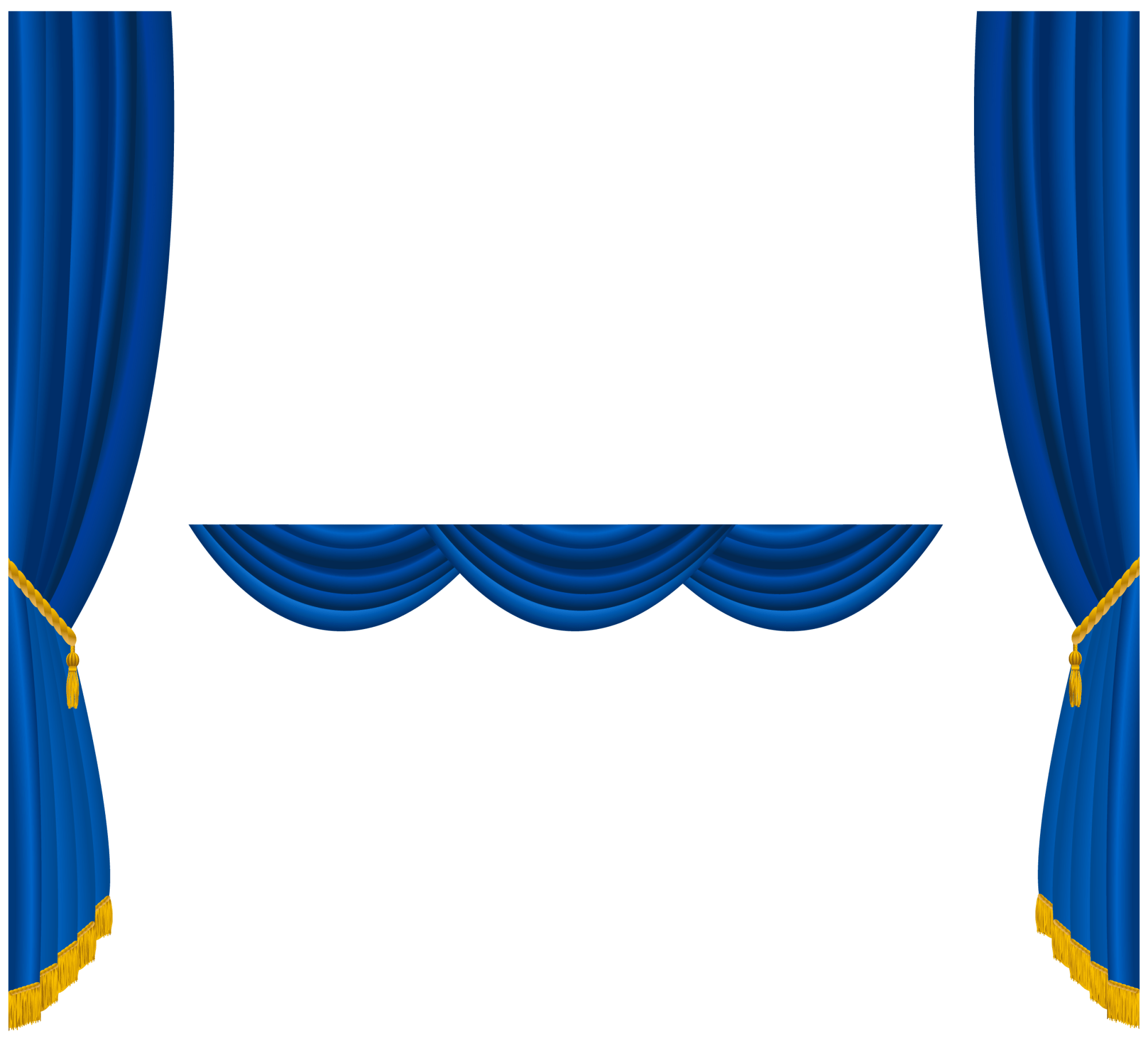 hight resolution of 2468x2231 transparent blue curtains decoration png clipartu200b gallery