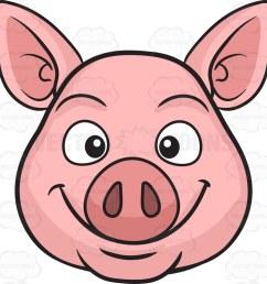 cute baby pig clipart [ 1008 x 1024 Pixel ]