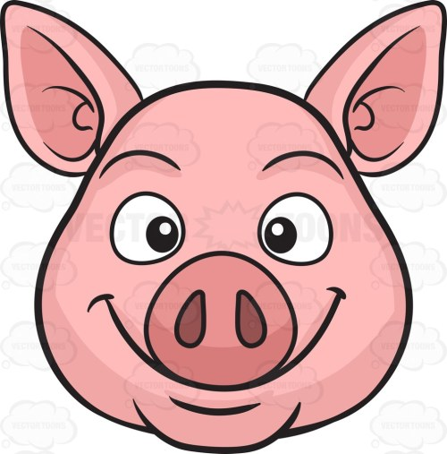 small resolution of cute baby pig clipart