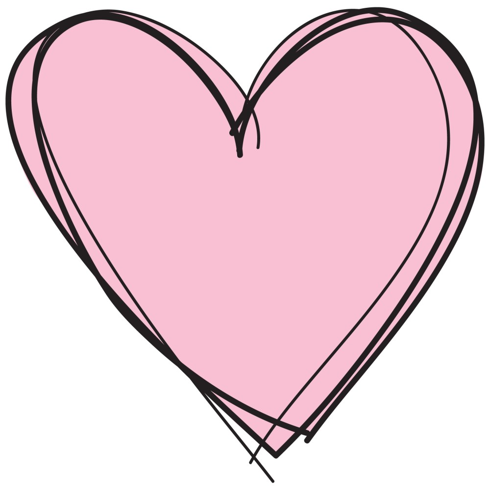medium resolution of 2126x2126 cute pink heart clipart letters format