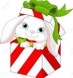 1191x1300 collection of christmas rabbit clipart high quality free [ 1191 x 1300 Pixel ]