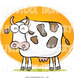 1024x1044 clip art of a chubby dairy cow sketch in front of sun on [ 1024 x 1044 Pixel ]