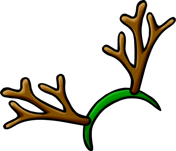 Deer Antler Clipart Free Personal Of Choice