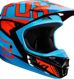 1001x909 opulent dirt bike helments 2017 fox racing v1 falcon helmet mx [ 1001 x 909 Pixel ]