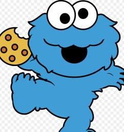 900x900 cookie monster elmo ernie big bird clip art [ 900 x 900 Pixel ]