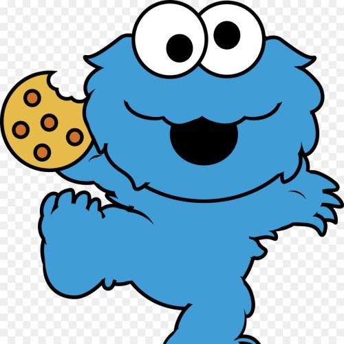 small resolution of 900x900 cookie monster elmo ernie big bird clip art