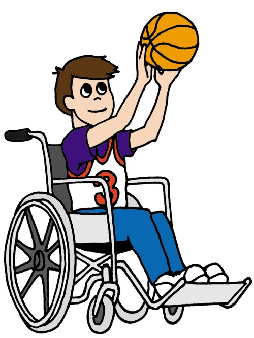 small resolution of 900x1200 sport wheelchair clipart