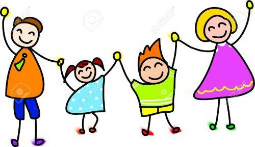small resolution of 1300x749 happy family cartoon clipart