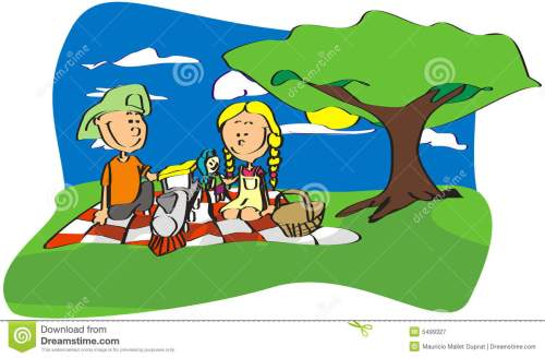 small resolution of 1300x854 picnic in the park clipart