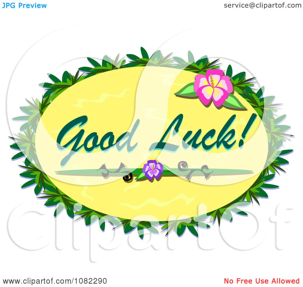medium resolution of 1080x1024 goodbye and good luck clipart