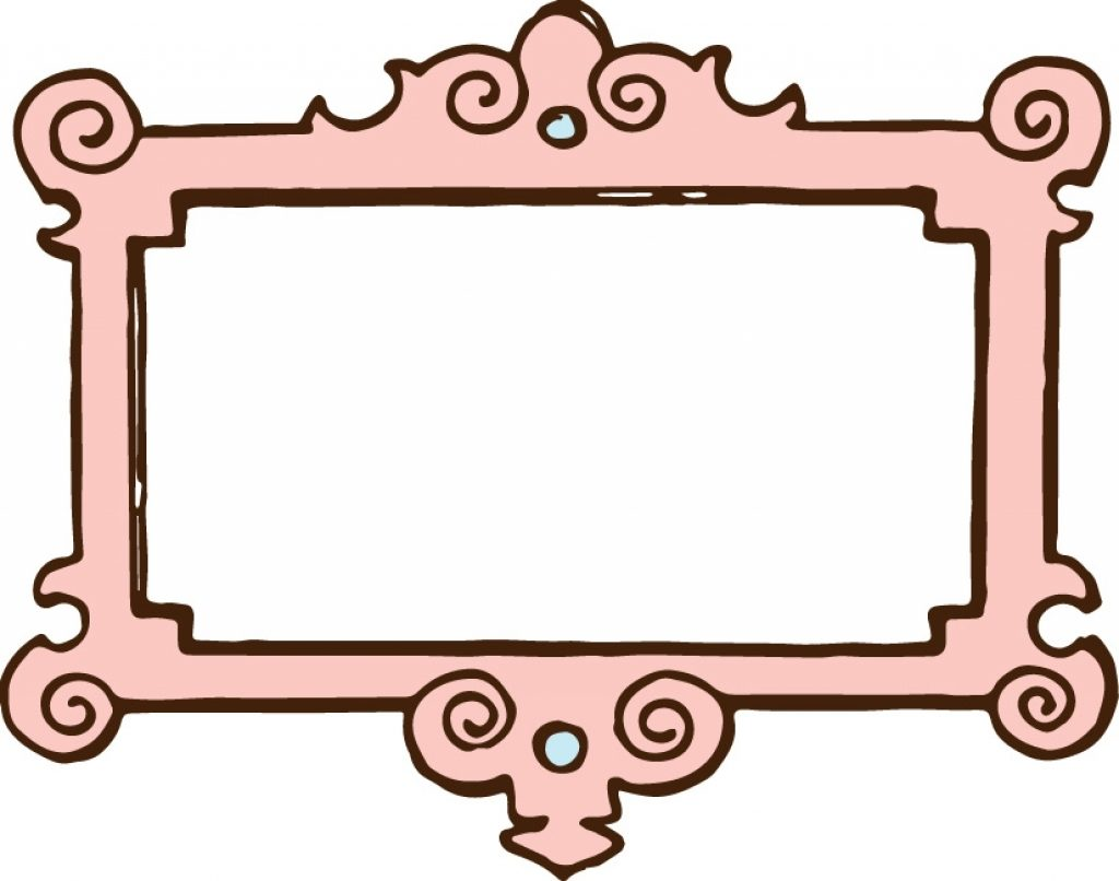 hight resolution of 1024x806 picture frame vintage border pink vintage frame clipart kid