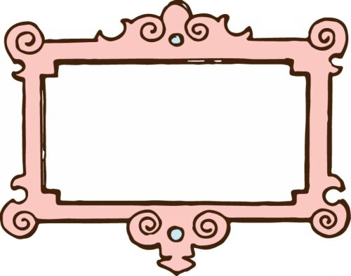 small resolution of 1024x806 picture frame vintage border pink vintage frame clipart kid