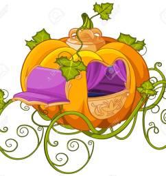 1300x1163 collection of cinderella pumpkin carriage clipart high [ 1300 x 1163 Pixel ]