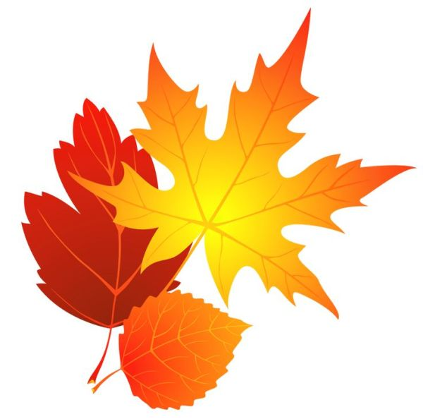 free clipart fall leaves
