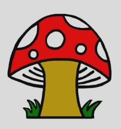 940x940 amazing mushroom clip art mushrooms in grass clipart sweet [ 940 x 940 Pixel ]