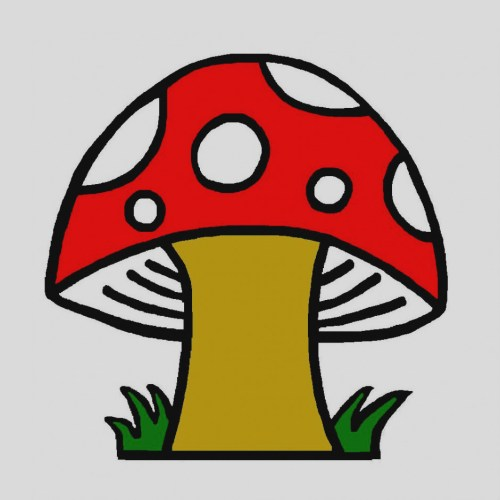 small resolution of 940x940 amazing mushroom clip art mushrooms in grass clipart sweet