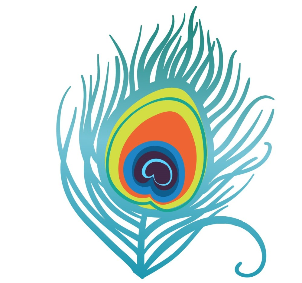 medium resolution of free peacock clipart at getdrawingscom free for personal use free peacock feather clip art free