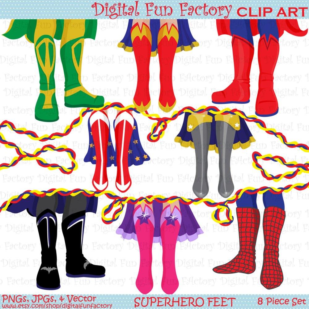 medium resolution of 1500x1500 superhero clip art shoe feet superhero clipart kids clip art