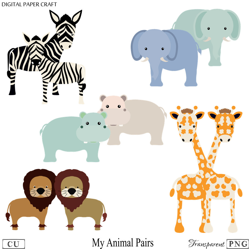 medium resolution of 1000x1000 animal clipart elephant clipart hippo clipart giraffe clipart