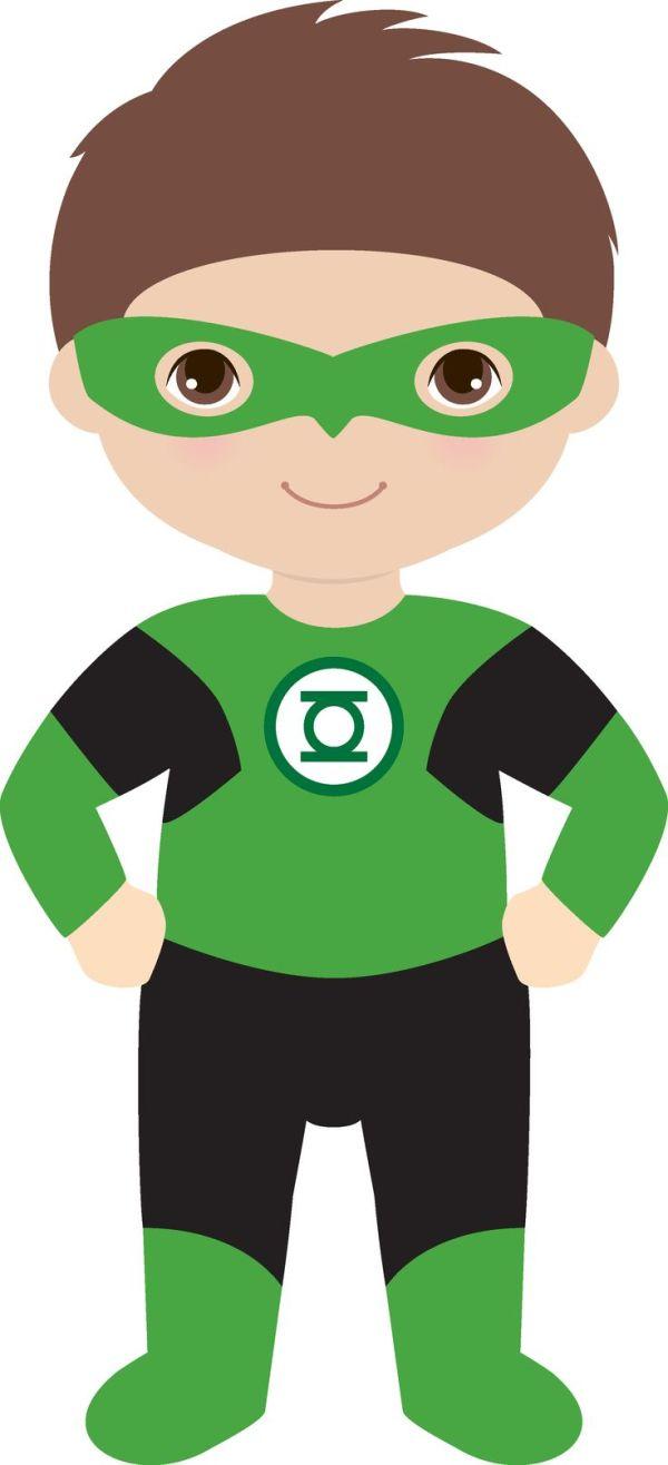 green lantern clipart