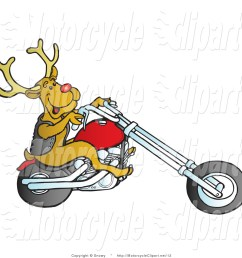 1024x1044 biker clipart christmas [ 1024 x 1044 Pixel ]