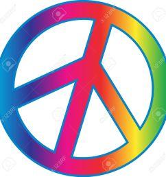 1300x1300 peace sign clipart tye dye [ 1300 x 1300 Pixel ]