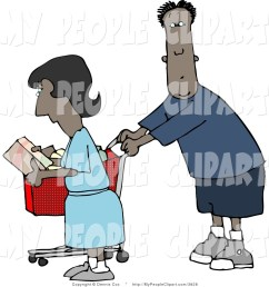 1024x1044 people shopping clipart [ 1024 x 1044 Pixel ]