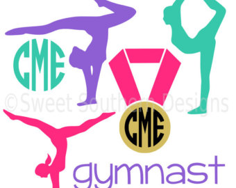 Download I Love Gymnastics Clipart at GetDrawings | Free download