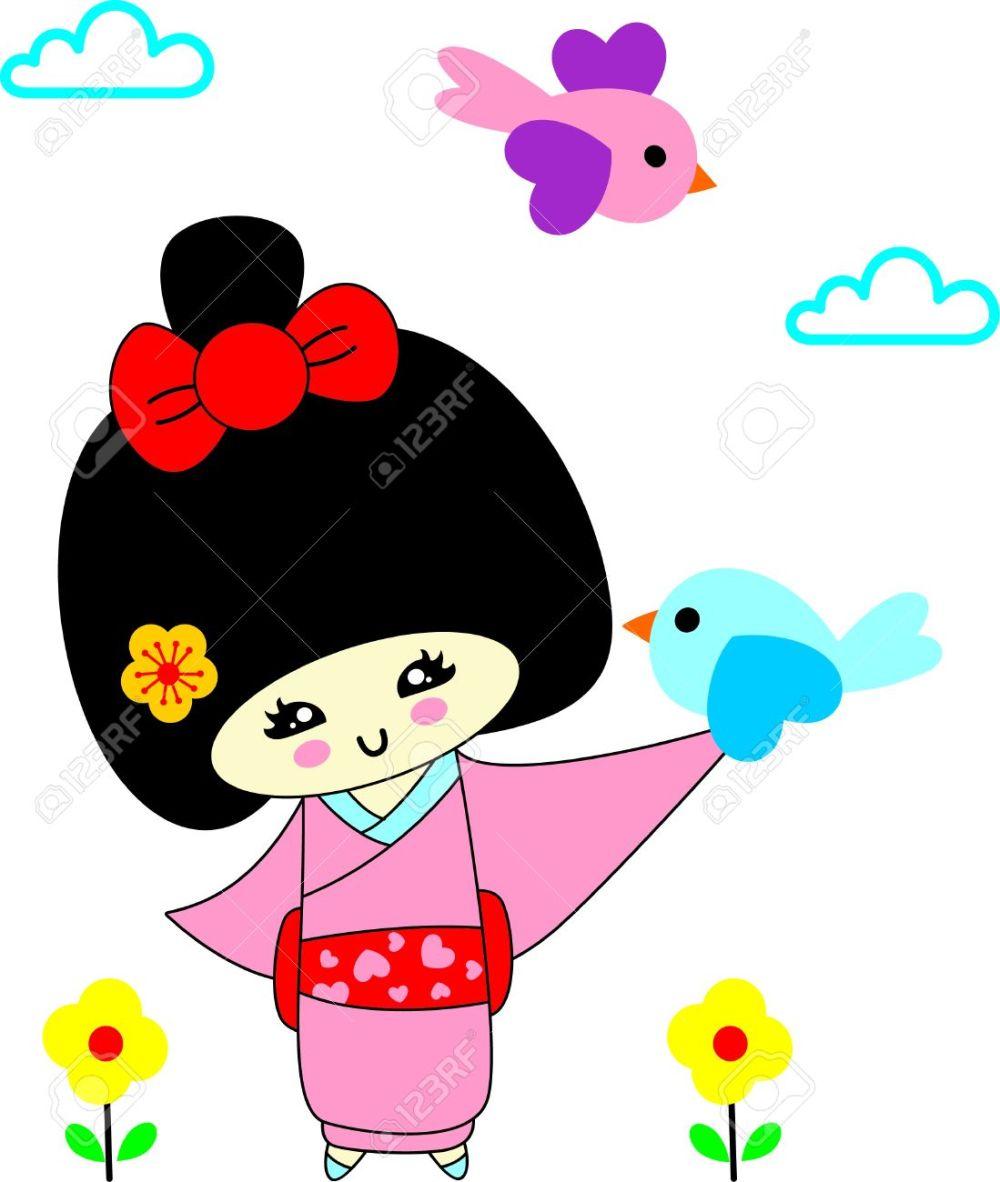medium resolution of 1099x1300 japanese cartoon clipart