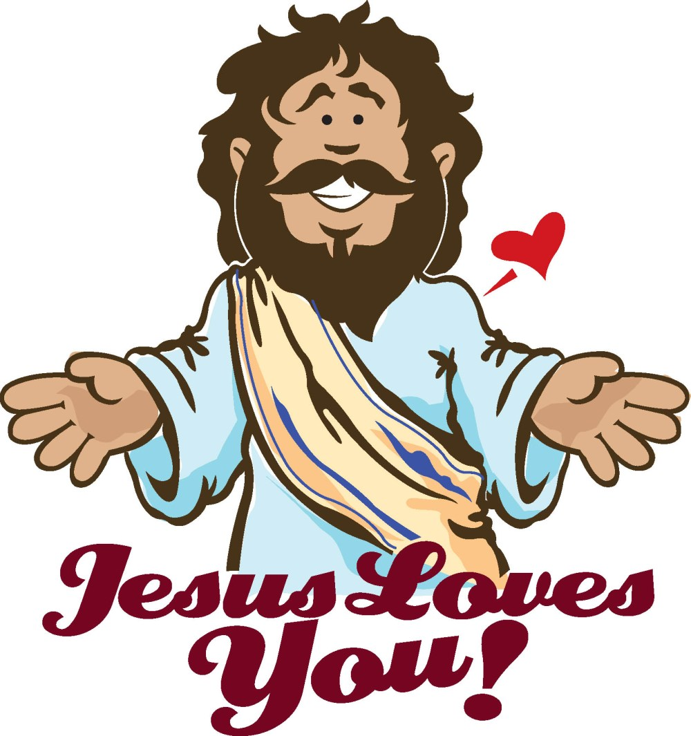 medium resolution of 1664x1773 jesus love clipart free clipart images 3