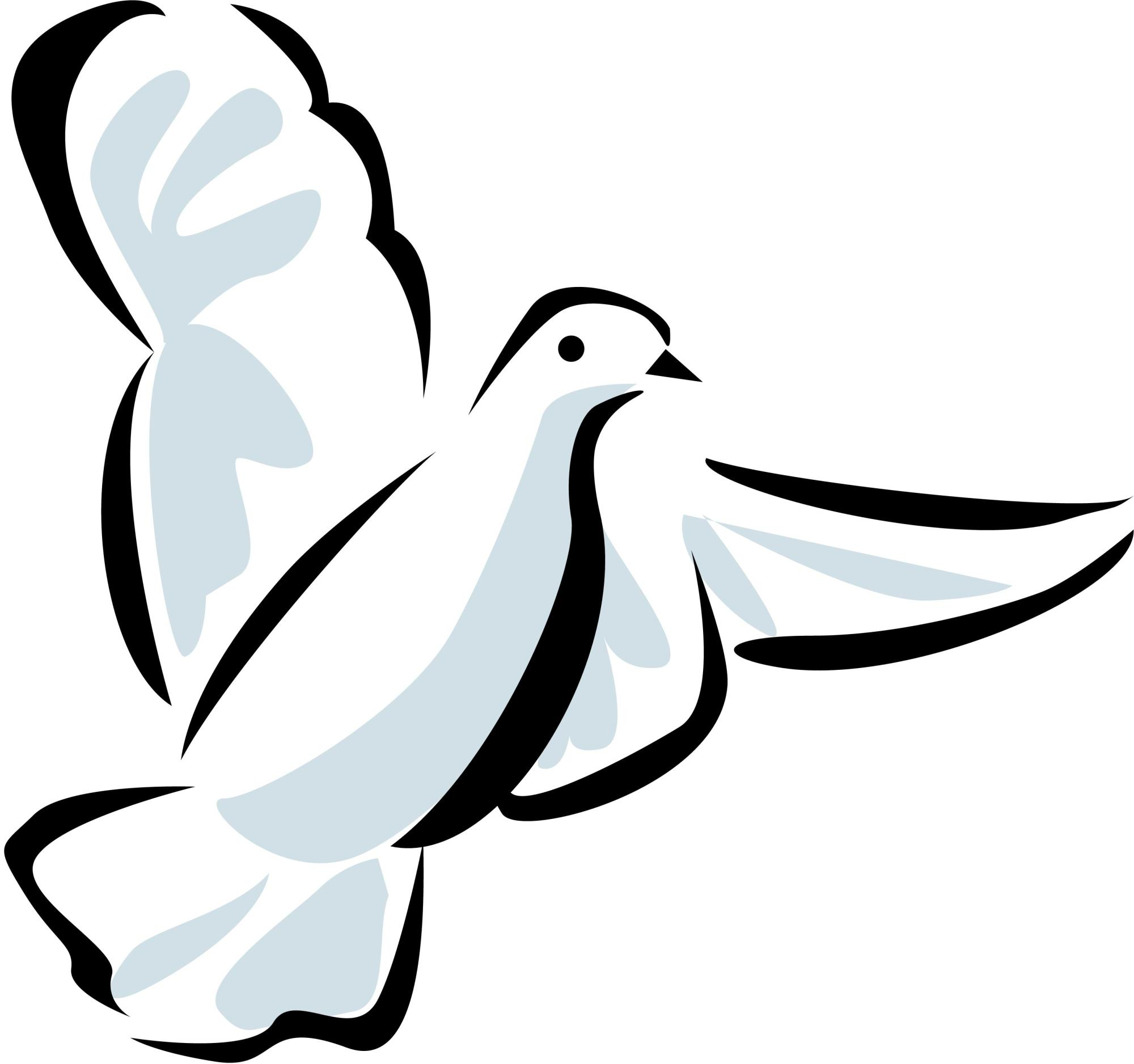 hight resolution of 3300x3096 best free holy spirit clip art pictures free vector art images