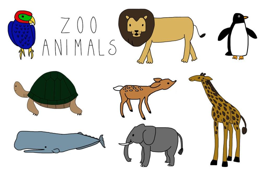 medium resolution of 1160x772 free clip art zoo free printable jungle animals alihkan us