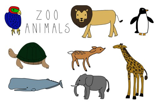 small resolution of 1160x772 free clip art zoo free printable jungle animals alihkan us