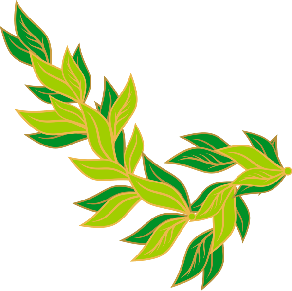 Jungle Leaves Clipart Free