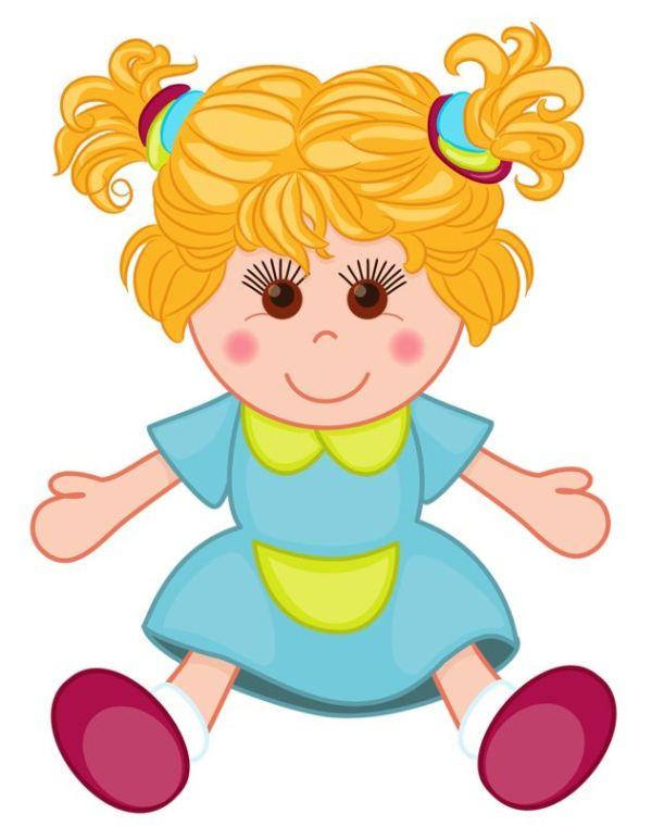 ken doll clipart
