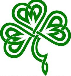 900x980 ireland shamrock celtic knot irish cuisine clip art [ 900 x 980 Pixel ]