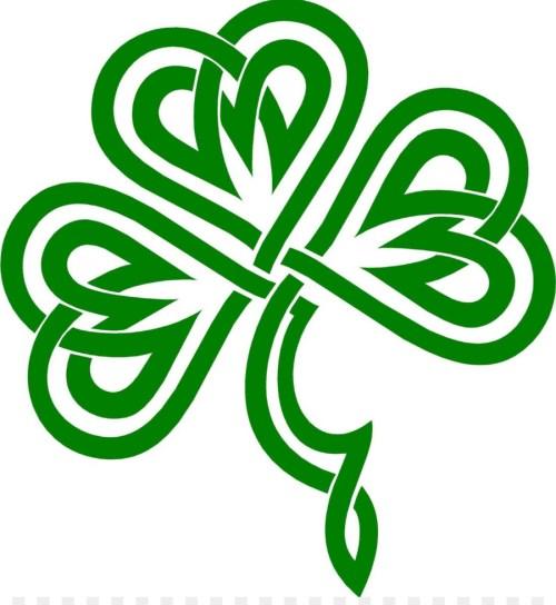 small resolution of 900x980 ireland shamrock celtic knot irish cuisine clip art