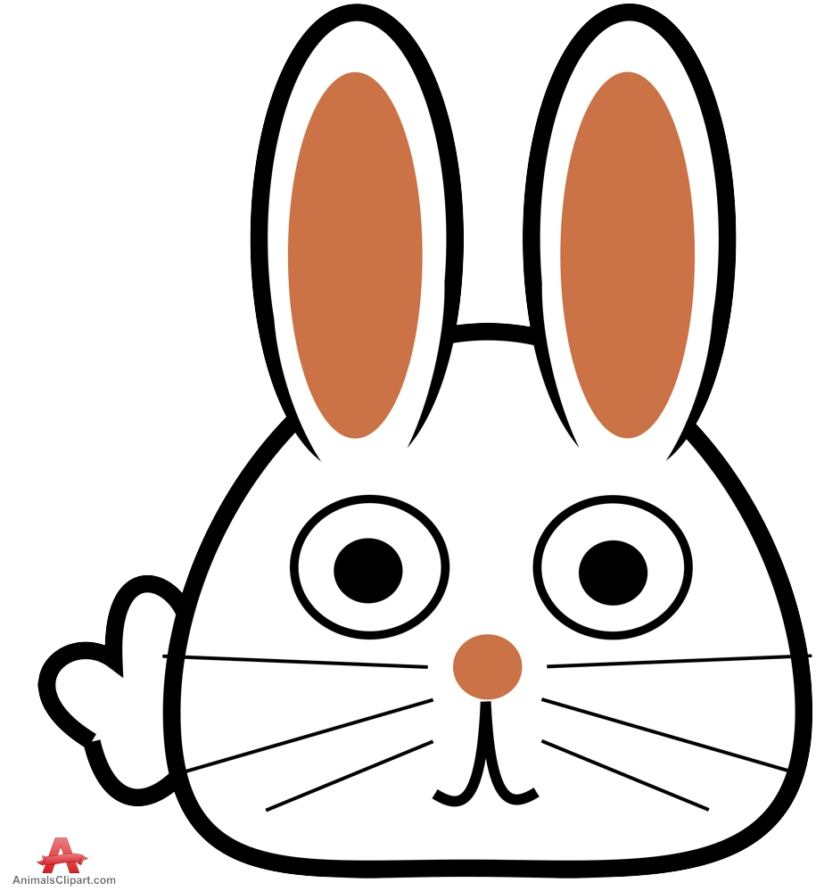 medium resolution of 915x999 collection of bunny clipart face high quality free cliparts