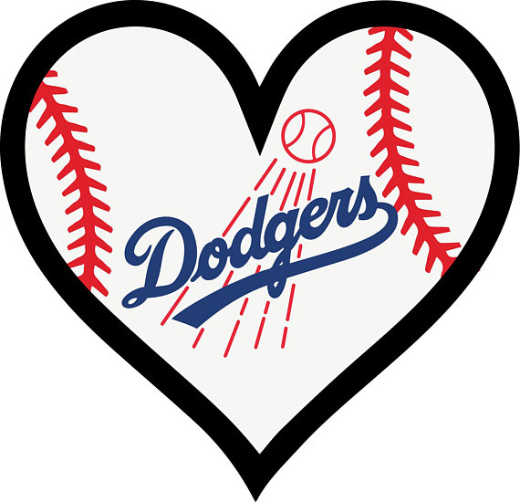 Download La Dodgers Clipart at GetDrawings | Free download
