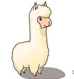 1024x1024 cartoon llama pictures question mark clipart [ 1024 x 1024 Pixel ]