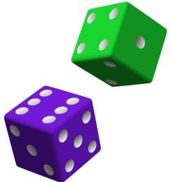 1969x2183 1 dice clipart [ 1969 x 2183 Pixel ]