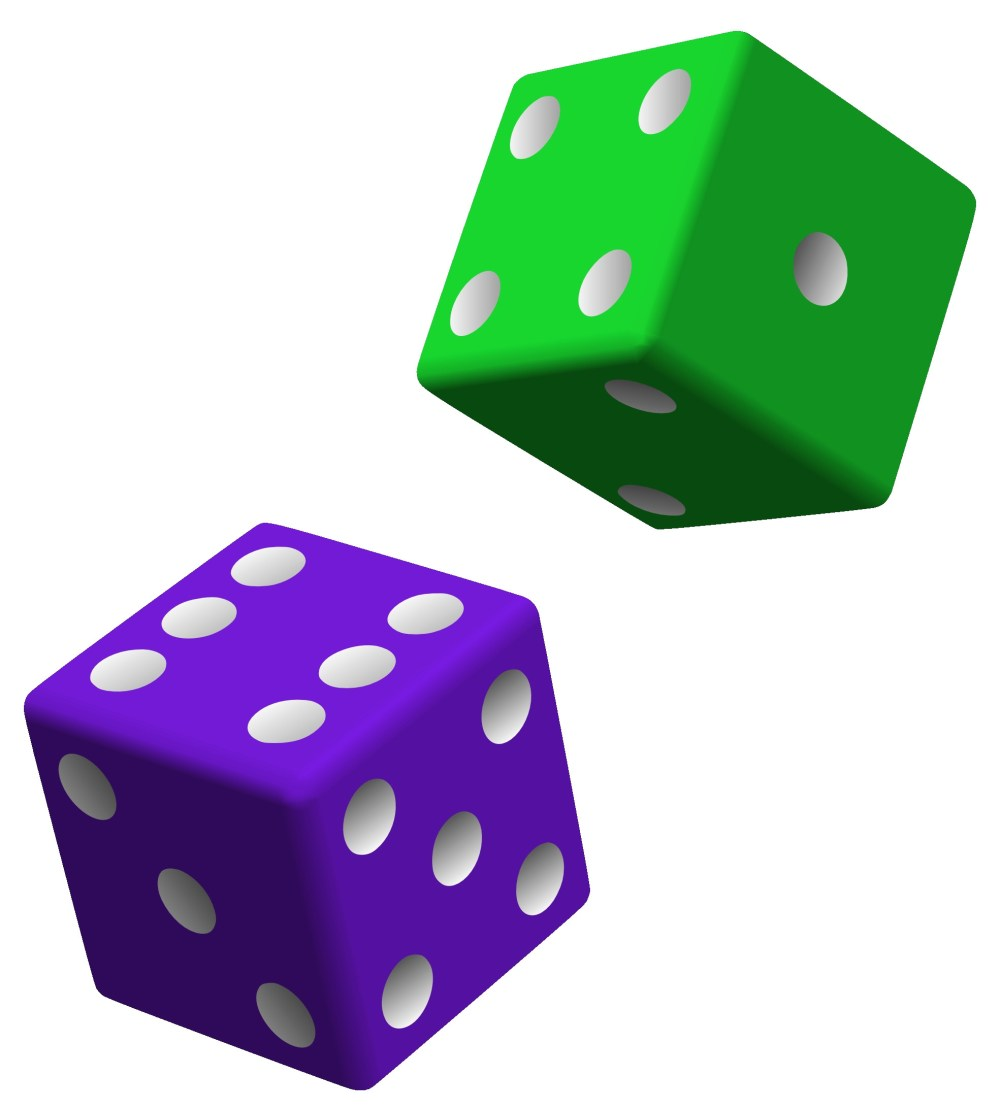 medium resolution of 1969x2183 1 dice clipart