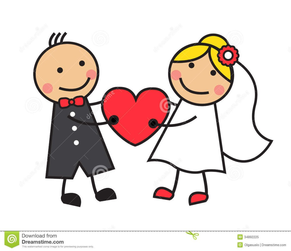 medium resolution of 1300x1121 cartoon wedding clipart free images on page 0 yanhe clip art